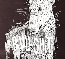 BULL by Michael Todd Berland