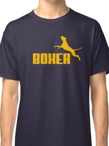 Boxer (yellow) Classic T-Shirt