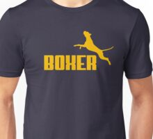 Boxer (yellow) Unisex T-Shirt