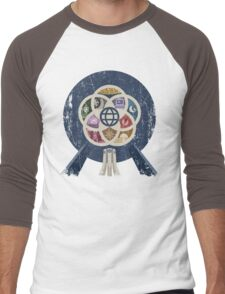 EPCOT Center iPhone and TShirt Men's Baseball ¾ T-Shirt