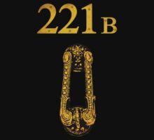 Sherlock - 221B by Yithian