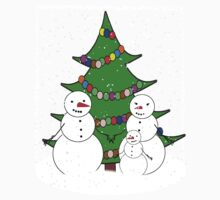 White Christmas by Gravityx9
