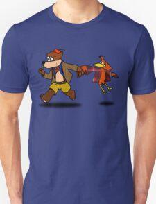 Banjo KaWHOee Unisex T-Shirt