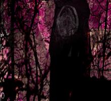 Pink Darkly Manor Sticker