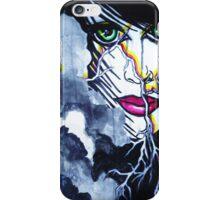 Lightning Flower iPhone Case/Skin