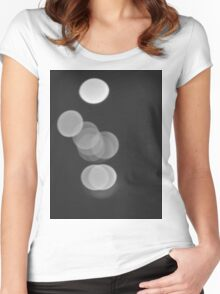 Bokeh Women's Fitted Scoop T-Shirt