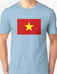 Flag of Vietnam Unisex T-Shirt