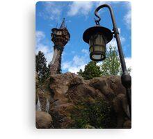 Rapunzel's Tower Canvas Print