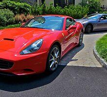 Ferrari California by cammisacam