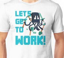 Mincraft squid Unisex T-Shirt