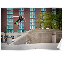 Johnny Layton - Switch 360 Flip Poster