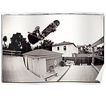 David Gonzalez - Crail Grab Poster
