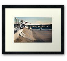 Stefan Janoski - Switch Crook Framed Print