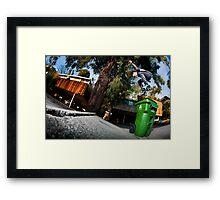Stefan Janoski - Switch Backside 180 Framed Print