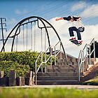 Ryan Spencer - Gap to Crook by asmithphotos