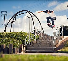 Ryan Spencer - Gap to Crook by asmithphotos