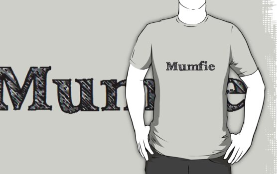 "Mumford and Sons ""Mumfie""  by BrantMHudgins"