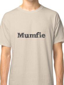 """Mumford and Sons """"Mumfie""""  Classic T-Shirt"""