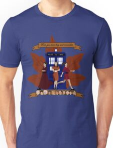 Clara and The Doctors Unisex T-Shirt