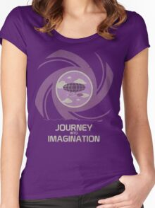 Imagination Women's Fitted Scoop T-Shirt