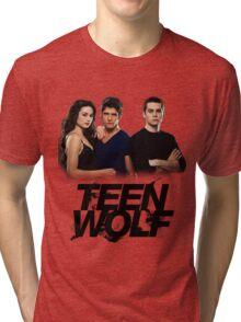 Teen Wolf Inspired - Original Cast Season 1-3 Tri-blend T-Shirt