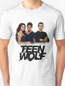 Teen Wolf Inspired - Original Cast Season 1-3 T-Shirt