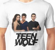 Teen Wolf Inspired - Original Cast Season 1-3 Unisex T-Shirt