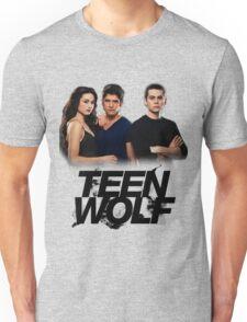 Teen Wolf Inspired - Original Cast Season 1-3 Unisex T-Shirt