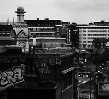 birmingham by Gary Sutton