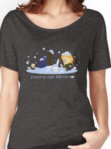 Poppin up like Daisies!  Women's Relaxed Fit T-Shirt