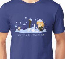 Poppin up like Daisies!  Unisex T-Shirt