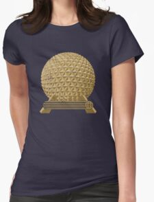 EPCOT Icon: SE Womens Fitted T-Shirt