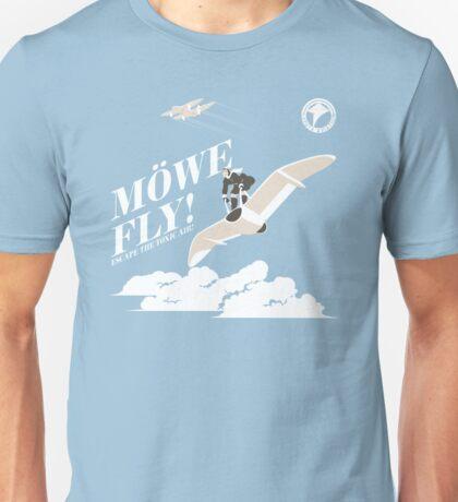 Nausicaa Mowe Fly T-Shirt