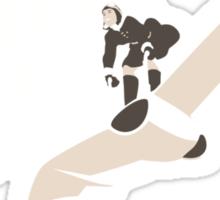 Nausicaa Mowe Fly Sticker