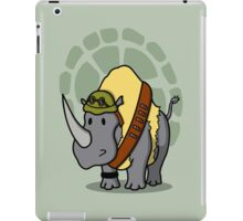 Rocksteady iPad Case/Skin