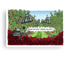 The Orchards of Skaro Canvas Print