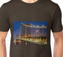Manhattan Bridge, Study 2 Unisex T-Shirt