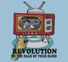 Revolution! in the palm of your hand. by soolsma