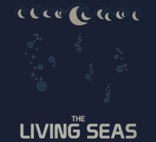 The Living Seas Kids Tee