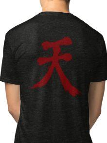 Street Fighter Akuma  Tri-blend T-Shirt