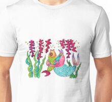 Close encounters of the weird kind: catfish Unisex T-Shirt