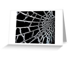 natures abstracts Greeting Card