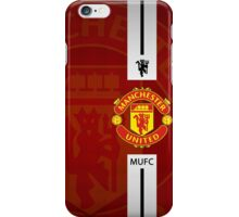 manchester united SIDE iPhone Case/Skin