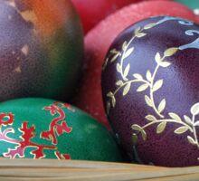 Easter Eggs 2 Sticker