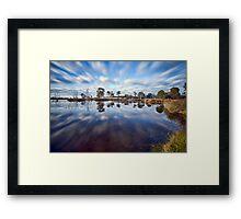 Cecil Hills Framed Print