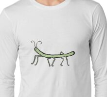 the stick insect Long Sleeve T-Shirt