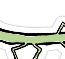 the stick insect Sticker