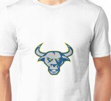 Texas Longhorn Bull Head Front Unisex T-Shirt
