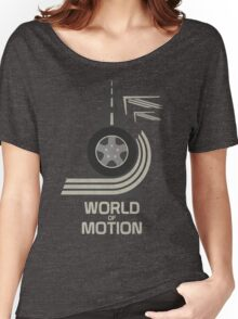 World of Motion Women's Relaxed Fit T-Shirt