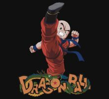 Dragon Ball Krillin (Logo) by falcon333